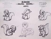 BambiModelSheet5