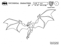 Batman1992ModelSheet23