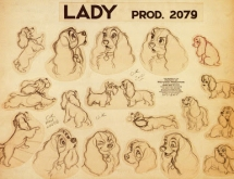 LadyandtheTrampModelSheet9