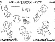 TarzanModelSheet18