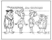 FlintstonesModelSheet17