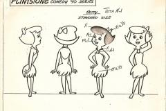 FlintstonesModelSheet2