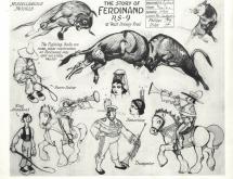 FerdinandTheBullModelSheet3