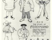 FerdinandTheBullModelSheet5