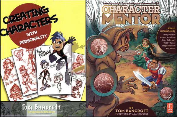 Tom Bancroft Character Design Book : Tom bancroft interview character mentor workshops