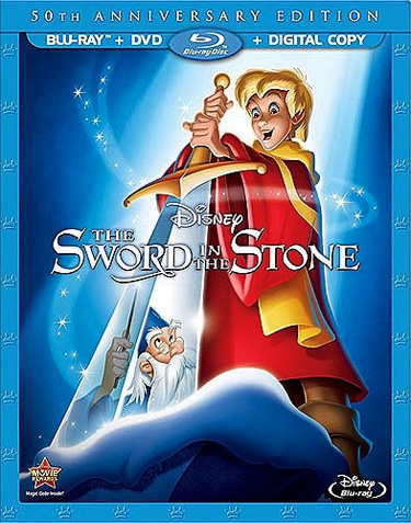 [Blu-Ray Disc] Merlin l'enchanteur (Octobre 2013) SwordintheStone