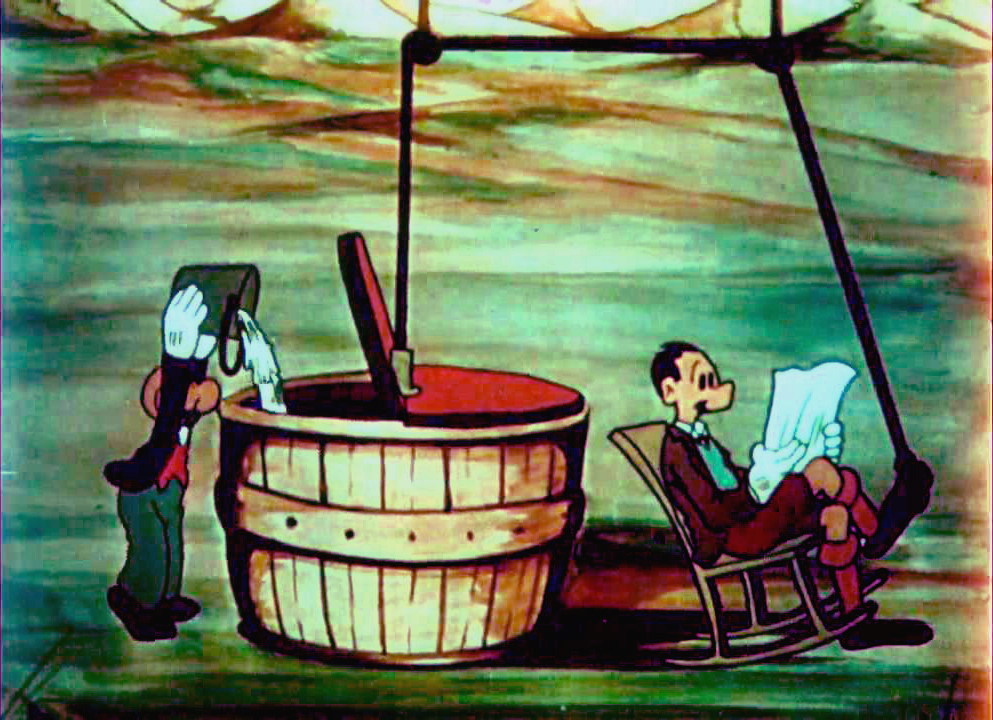 mutt and jeff the original animated odd couple traditional animation