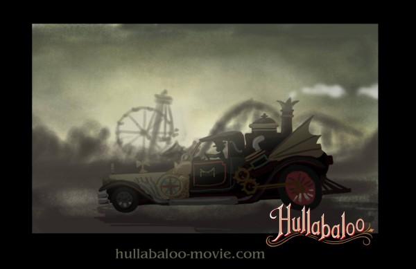 Hullabaloo Concept Art 1