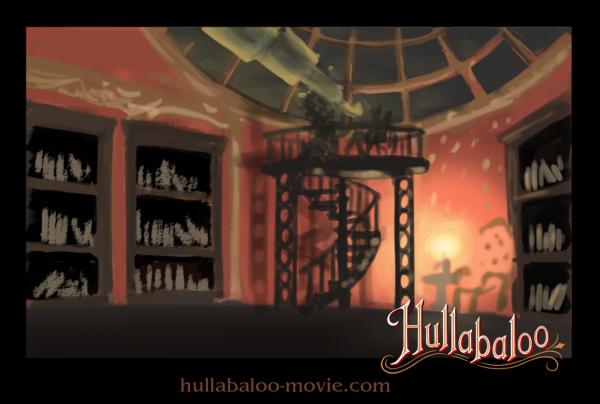 Hullabaloo Concept Art 2