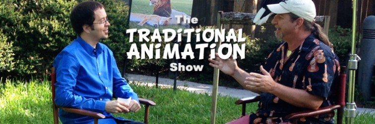 Aaron Blaise on The Traditional Animation Show