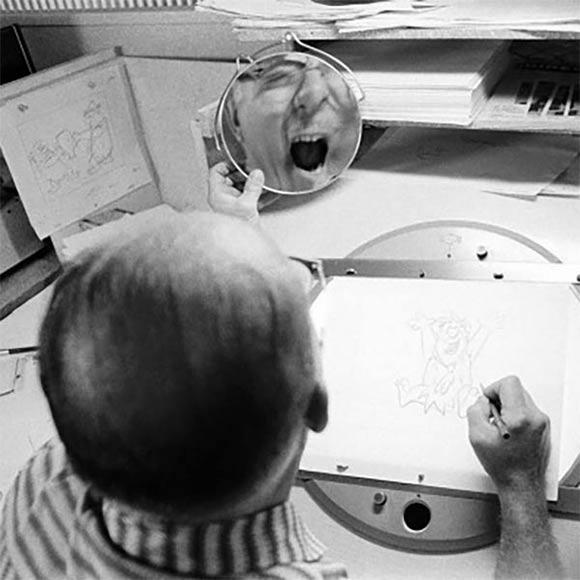 Terrytoons and Hanna-Barbera Animator Carlo Vinci
