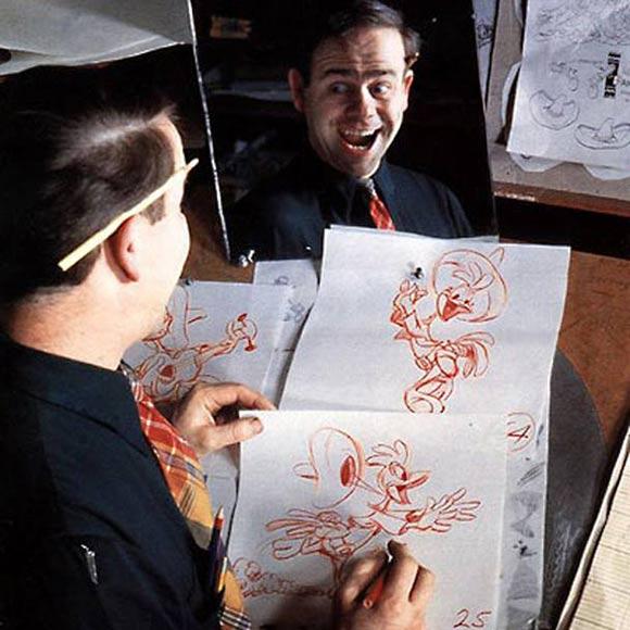 Disney Animator Ward Kimball