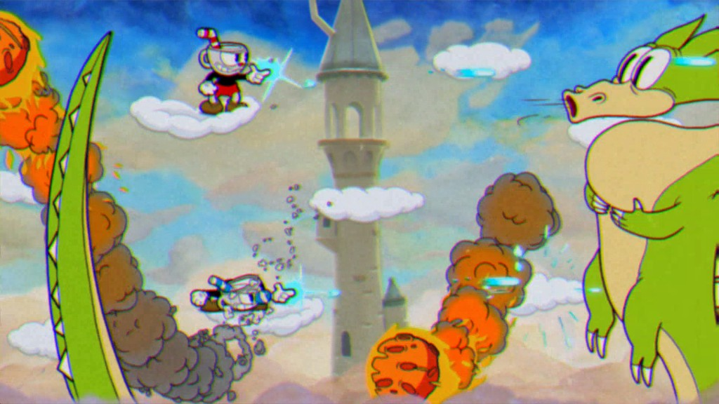 Cuphead Screengrab