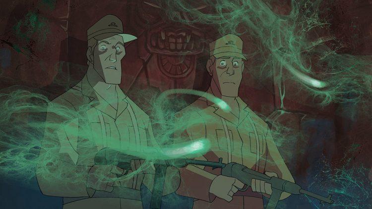 The Adventures of Indiana Jones - Screengrab