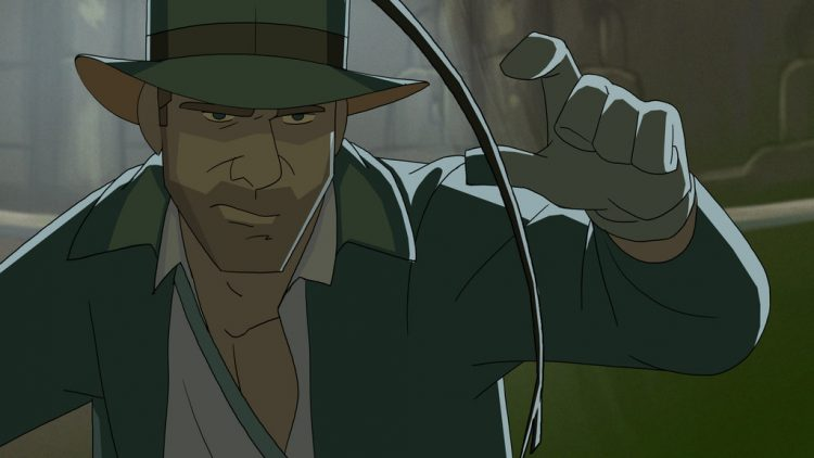 The Adventures of Indiana Jones – Screengrab