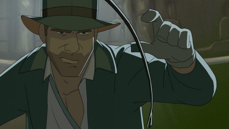 The Adventures of Indiana Jones – Screengrab