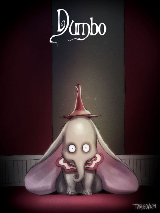 TimBurton-Dumbo