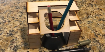 Desk Stylus Holder