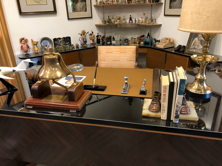 Walt Disney's Original Desk