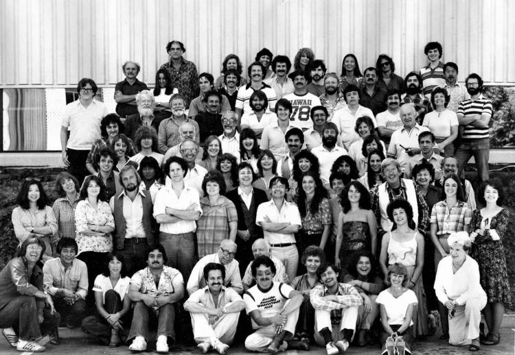 Heidi crew 1979 Hanna Barbera