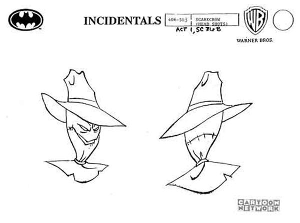 Batman1992ModelSheet22