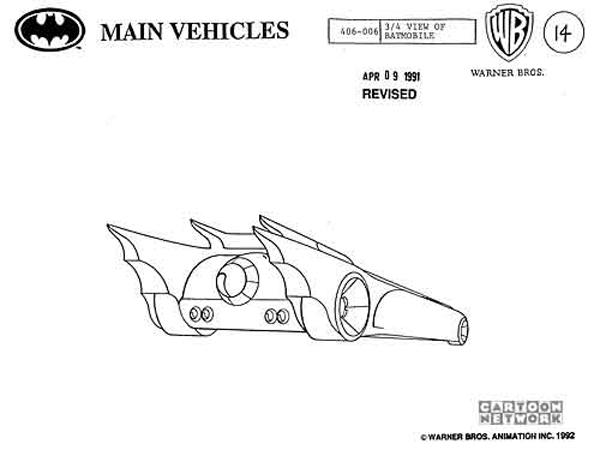 Batman1992ModelSheet41
