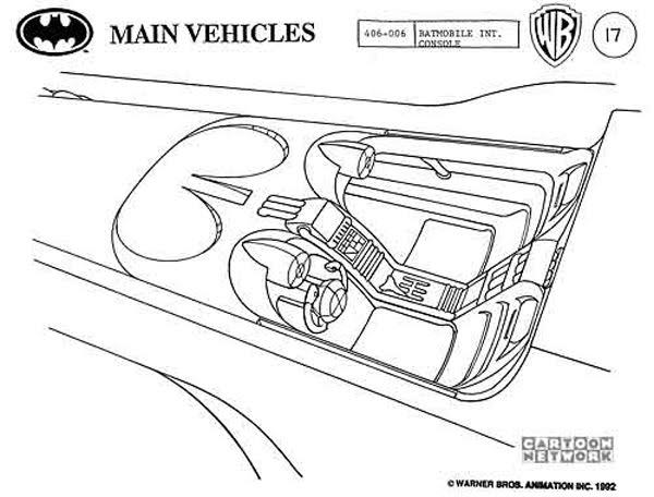 Batman1992ModelSheet44