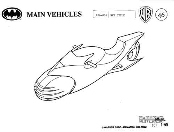 Batman1992ModelSheet45