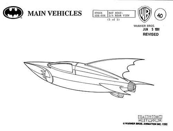 Batman1992ModelSheet46