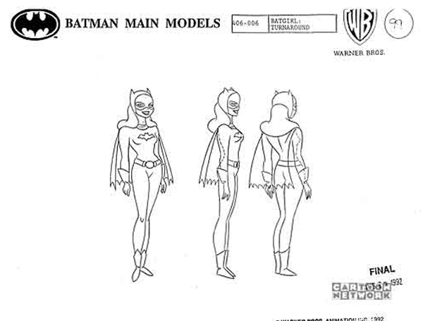 Batman1992ModelSheet55
