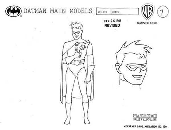 Batman1992ModelSheet8