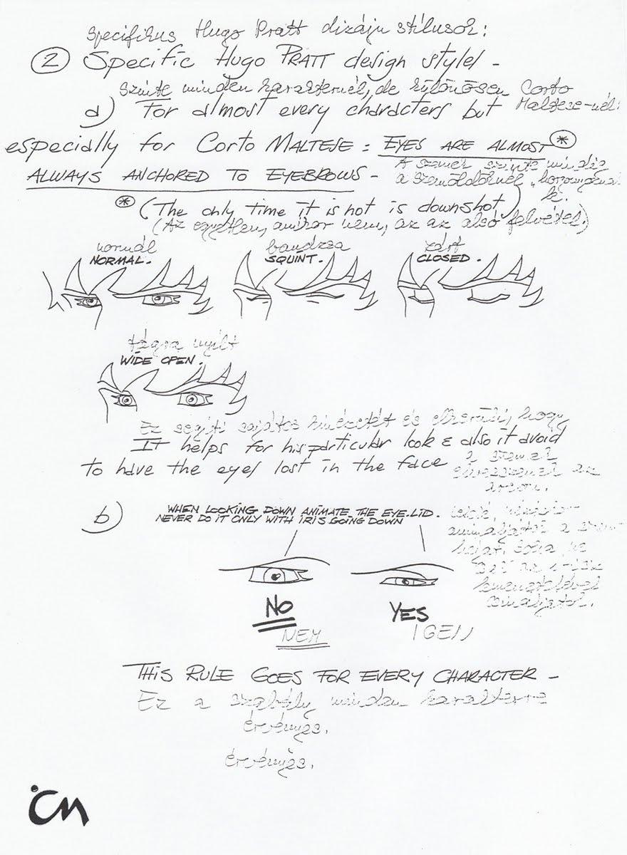 CortoMalteseModelSheet5