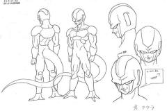 DragonBallZModelSheet11