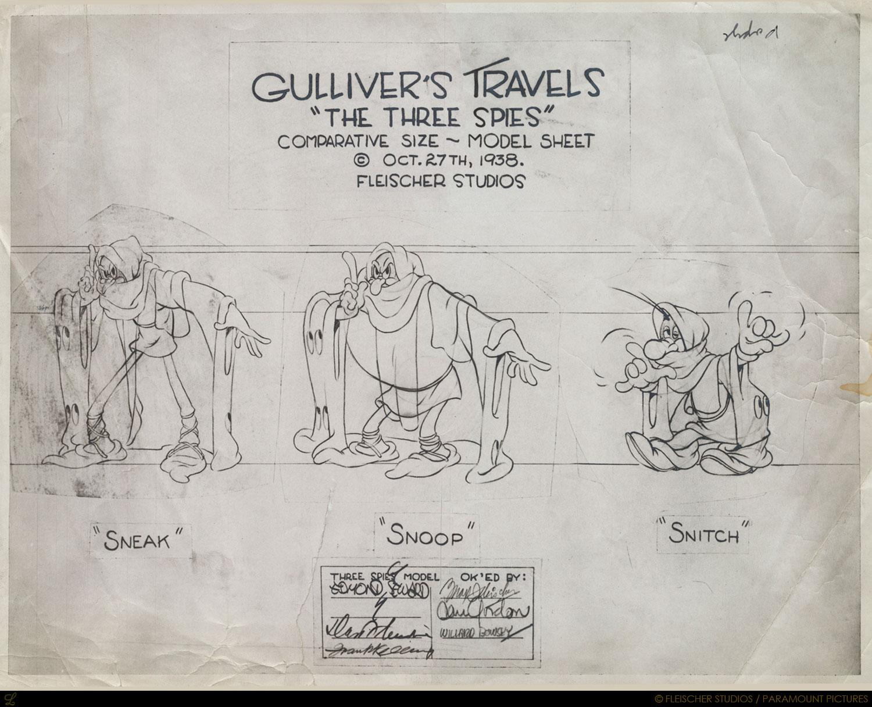 GulliversTravelsModelSheet11