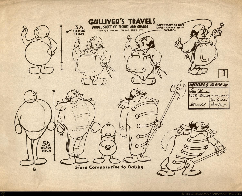 GulliversTravelsModelSheet18
