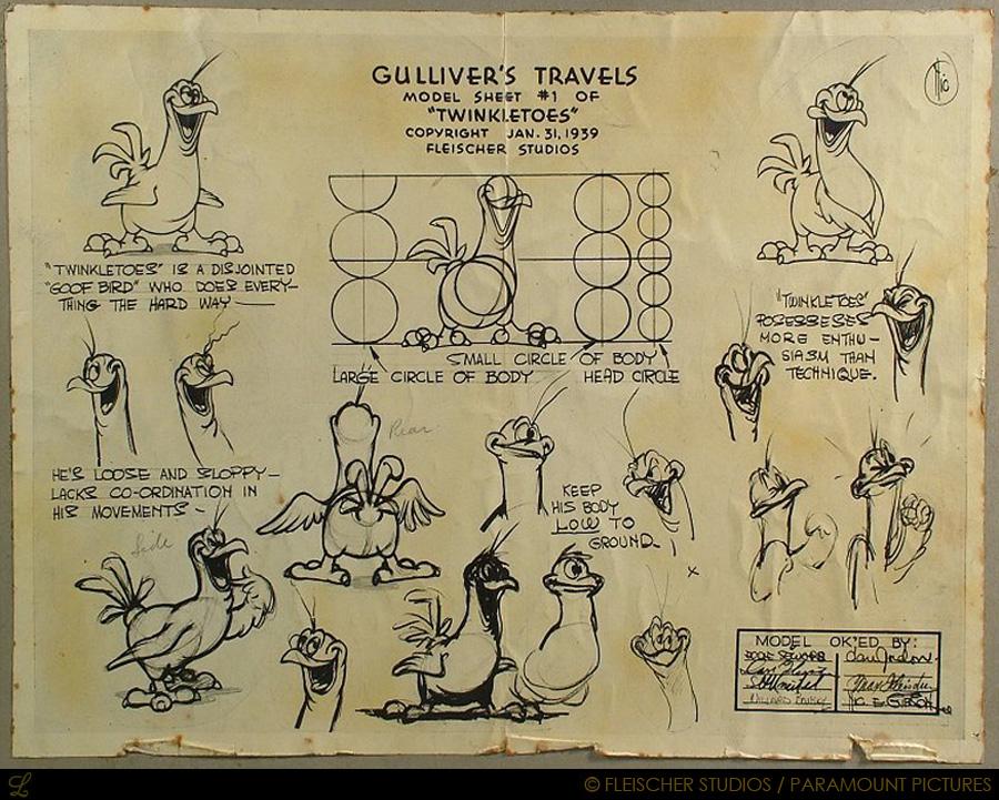 GulliversTravelsModelSheet4
