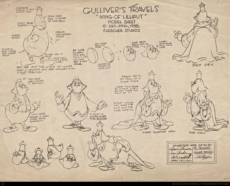 GulliversTravelsModelSheet8