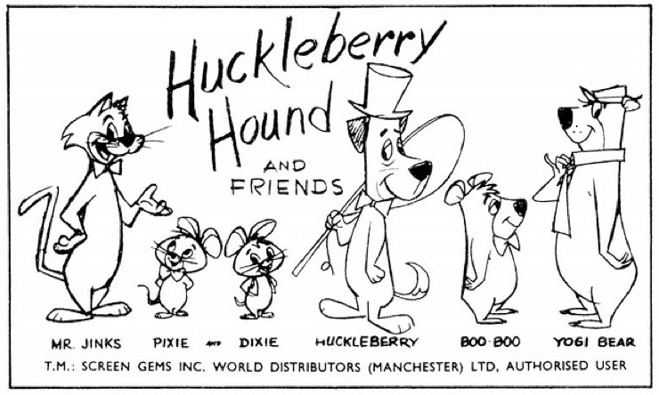 huckleberryhoundmodelsheet1