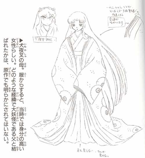 InuyashaModelSheet1