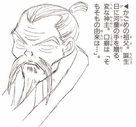 InuyashaModelSheet4