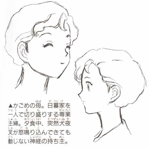 InuyashaModelSheet7