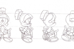 MarvinTheMartianModelSheet3