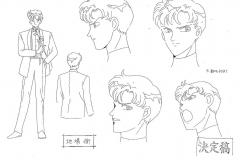 SailorMoonModelSheet1