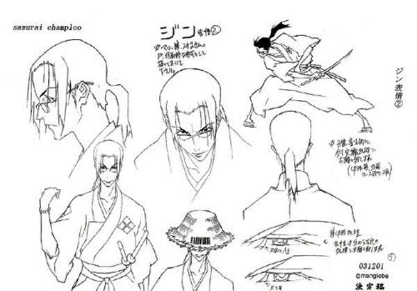 SamuraiChamplooModelSheet8