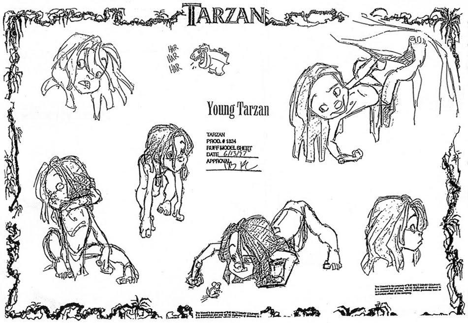 TarzanModelSheet17