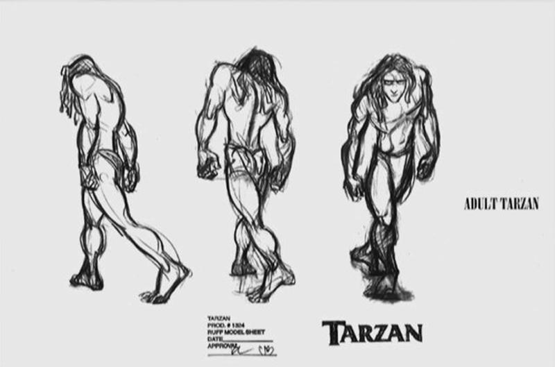 TarzanModelSheet28