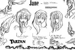 TarzanModelSheet6