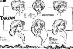 TarzanModelSheet7