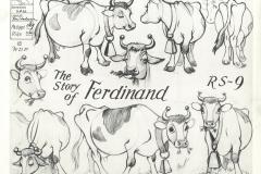 FerdinandTheBullModelSheet2