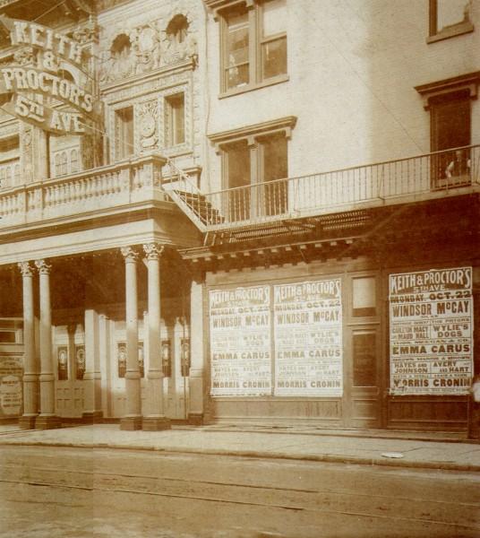 Vaudeville Theater